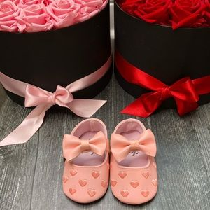 Other - Pink Mary Jane Style 0-6 month size crib shoes